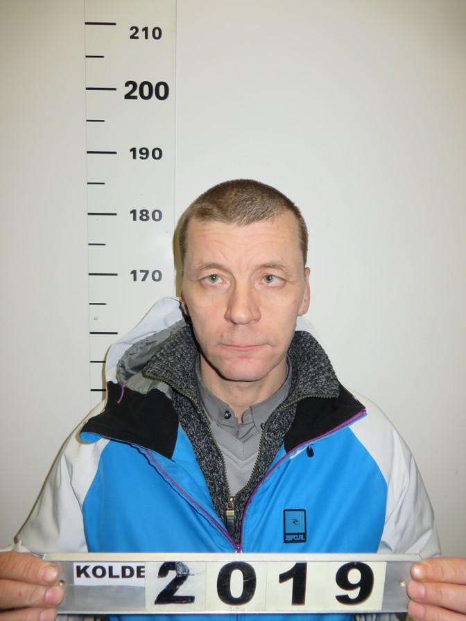 Полиция задержала грабителя. Автор фото: Департамент полиции и погранохраны Эстонии.