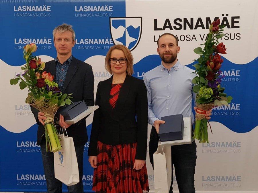 Автор фото: Lasnamäe linnaosavalitsus