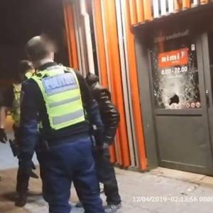 Инцидент возле магазина Rimi в Ласнамяэ. Автор фото: МуПо