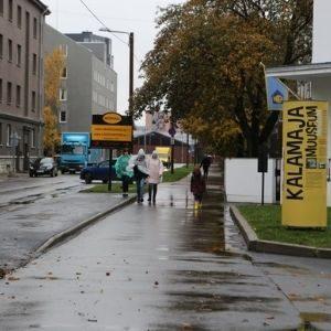 Tulevane uue bussiliini peatus Kalamajas. Foto: Põhja-Tallinna linnaosa valitsus.