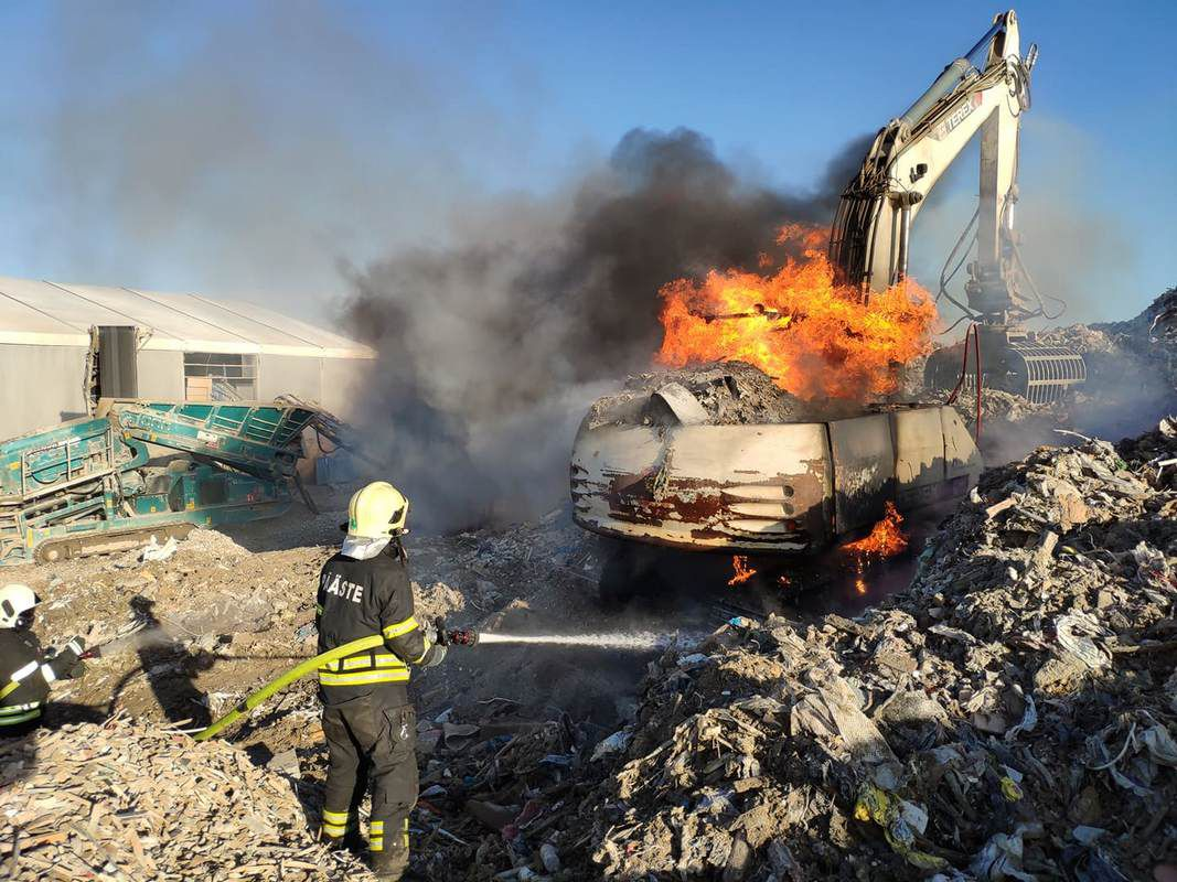 Автор/источник фото: Спасательный департамент Эстонии.