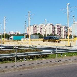 Мост Раадику в Ласнамяэ. Автор фото: Vitali Faktulin.