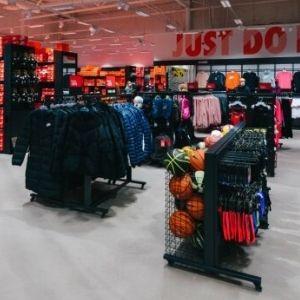 """Магазин """"Nike Outlet"""" Фото для прессы."""