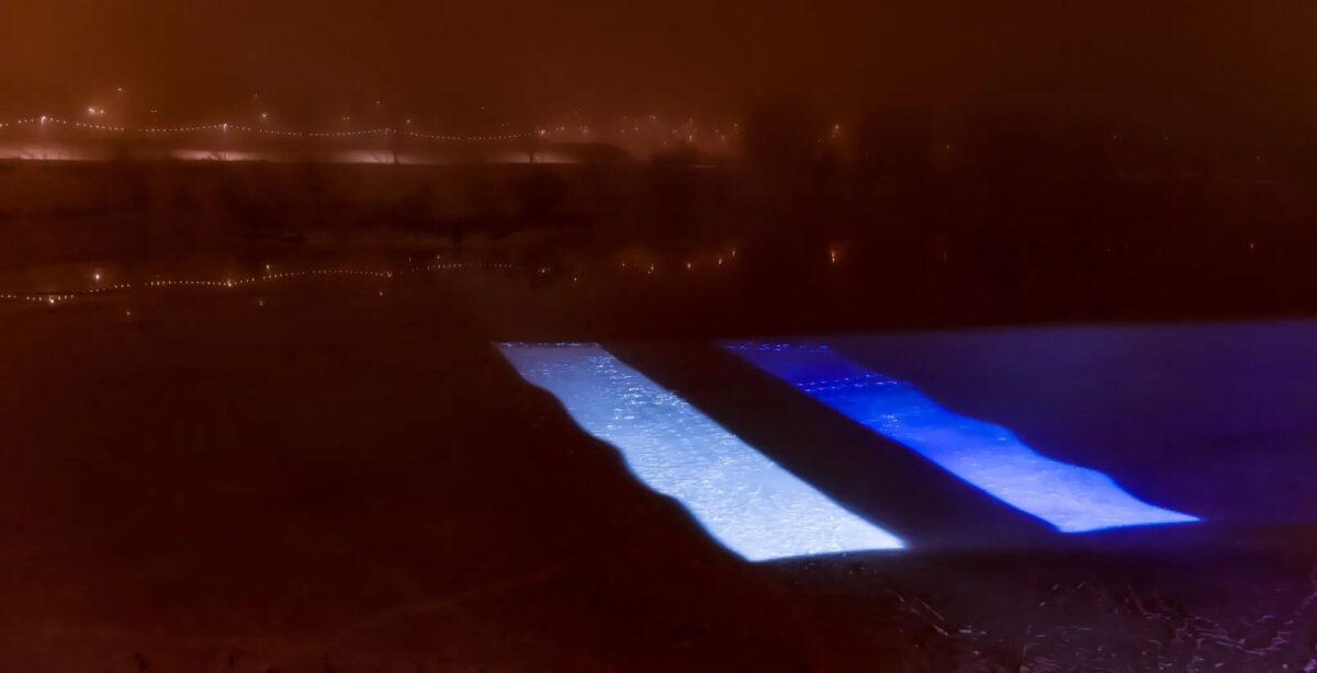 Триколор можно будет увидеть в вечернее время. Автор фото: LOV Ласнамяэ