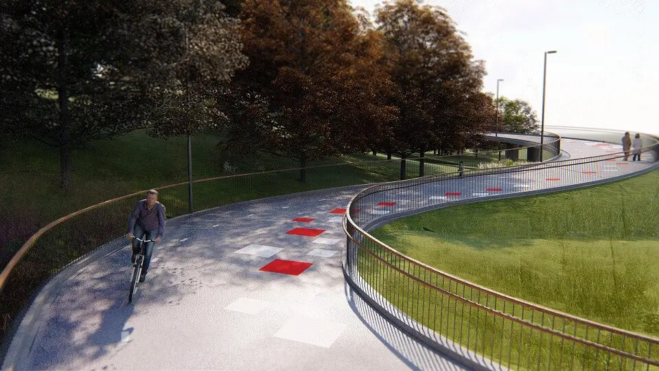 Работы по возведению моста обойдутся примерно в 800 000 евро. Автор: Lasnamäe LOV.